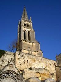 Saint Emilion - Eglise Monolithe