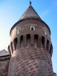 hunedoara uzdugan tower