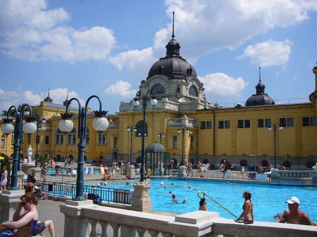 Spa Hungary