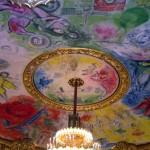 Opera Garnier ceiling