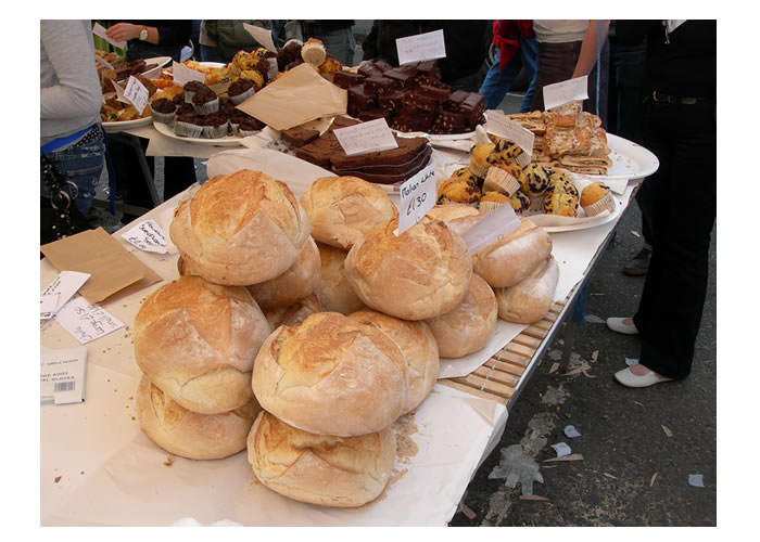 Portobello Road Food Stand