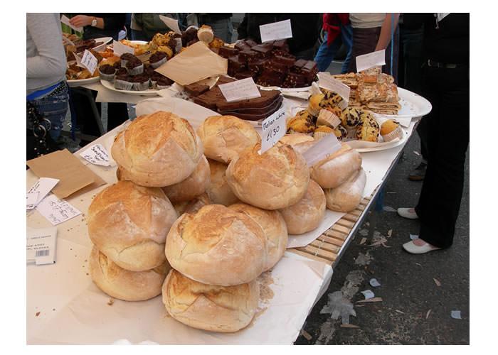 Portobello Road Food Stand