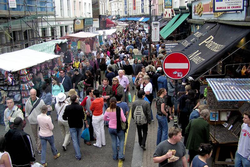 Portobello.market.london.