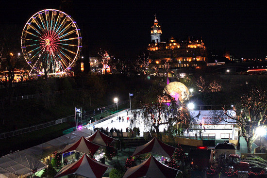 Winterfest Edinburgh