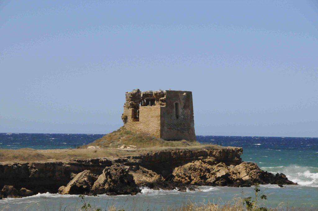 Ancient Coastal Tower