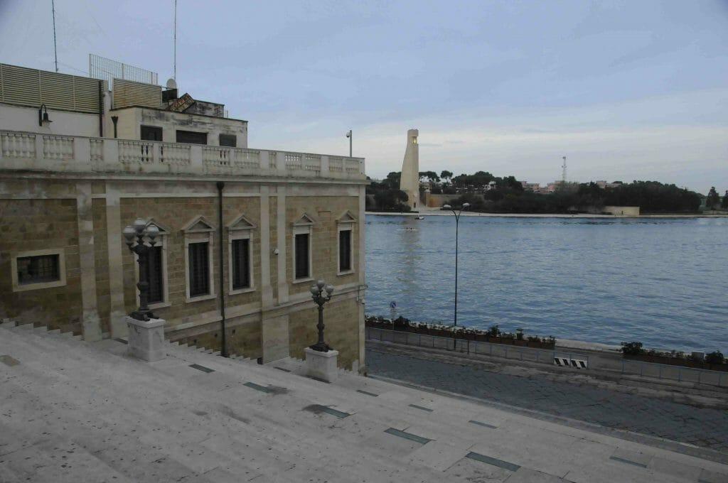 Brindisi port