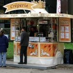 Creperie Stand