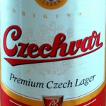 Czechvar label