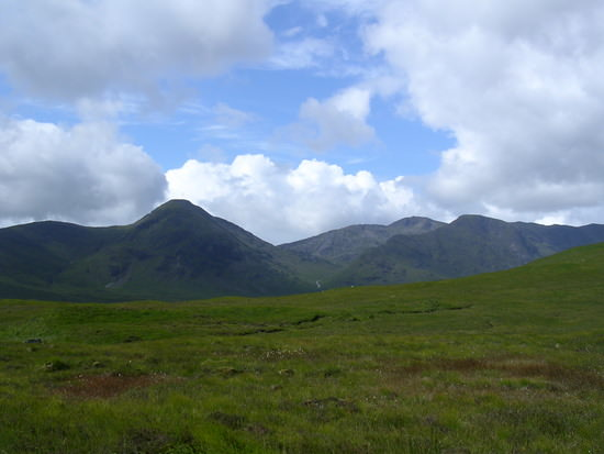 Rannoch Moor - the most remote section of the West Highland Way