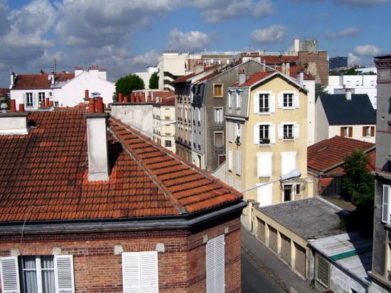 The-roofs- of- Paris