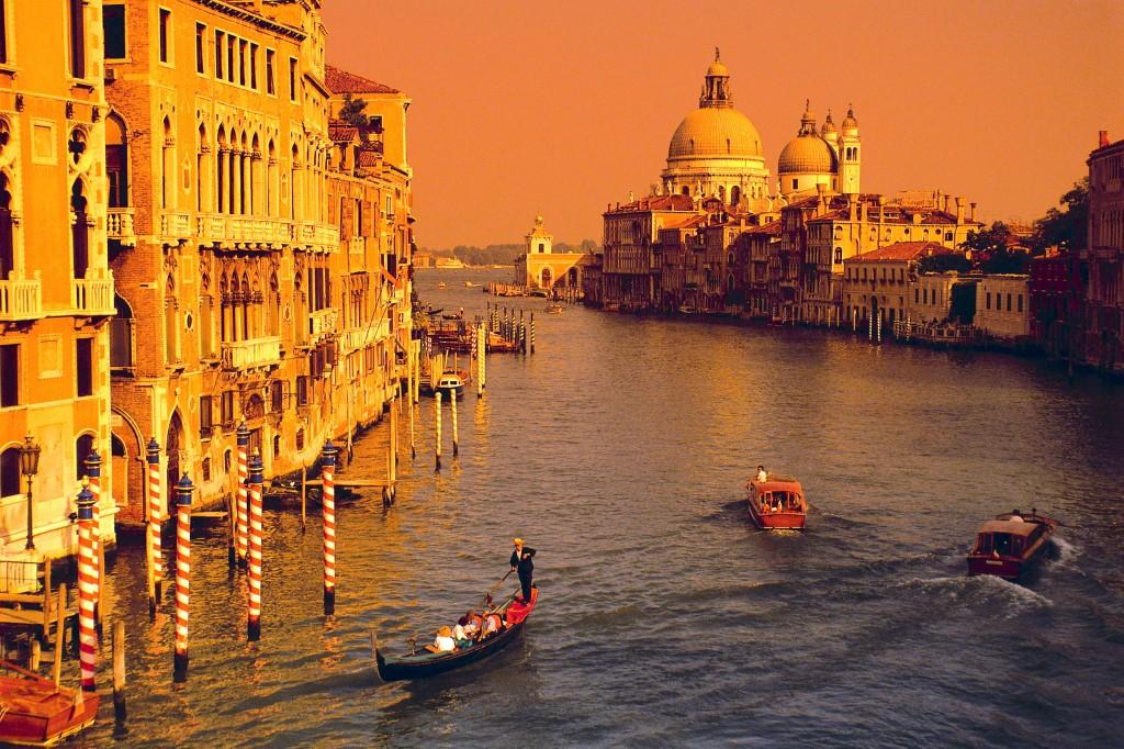Venice golden