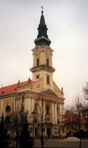 Church in Kecskemet