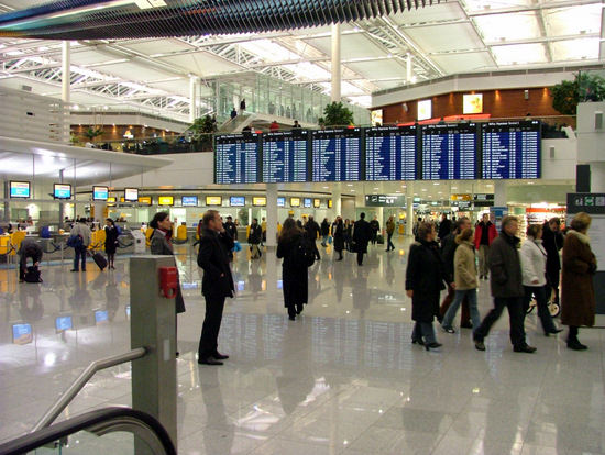 getting through TSA checkpoints