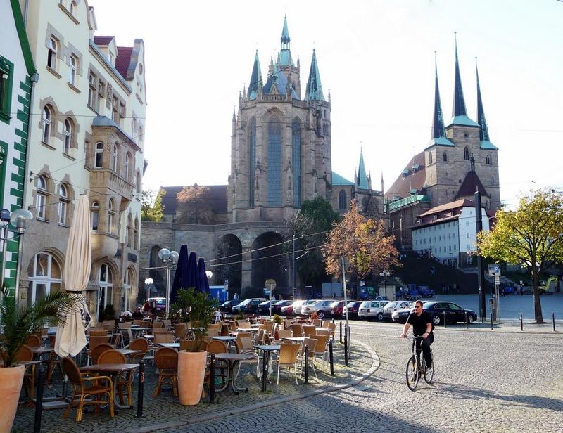 Dom Platz _Erfurt