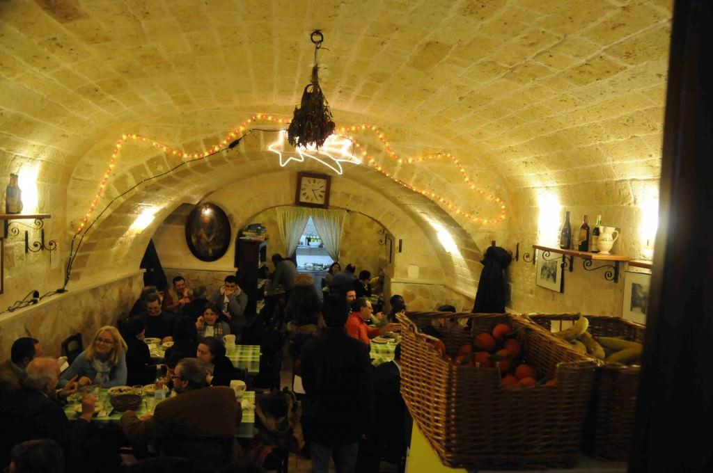 Inside Vini e Cucina