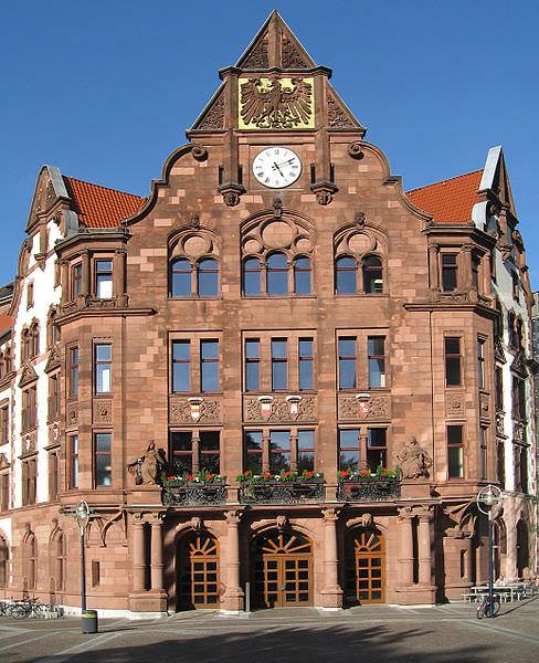 Altes-Rathaus-Dortmund