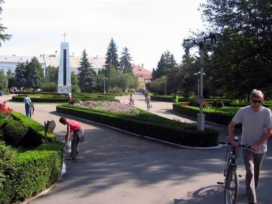 gherla central park-1