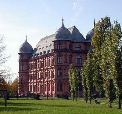 Karlsruhe_schloss_gottesau