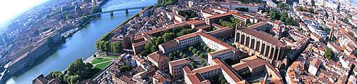 Toulouse- Ville Rose