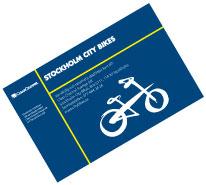 bike card stockholm