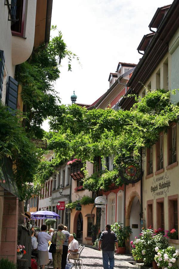 freiburg street
