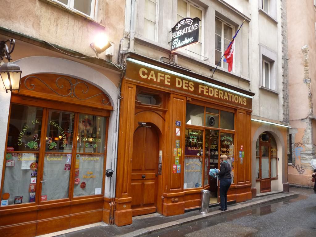 Cafe des Federations, Lyon