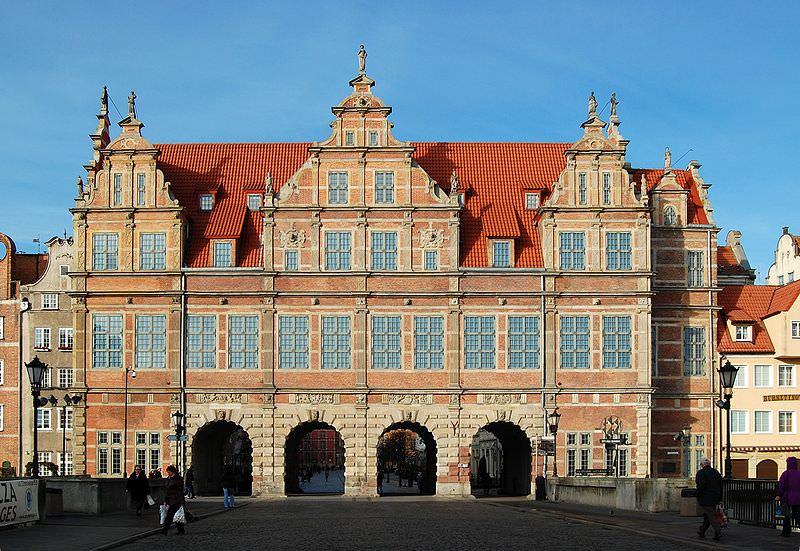 Green Gate, Gdansk
