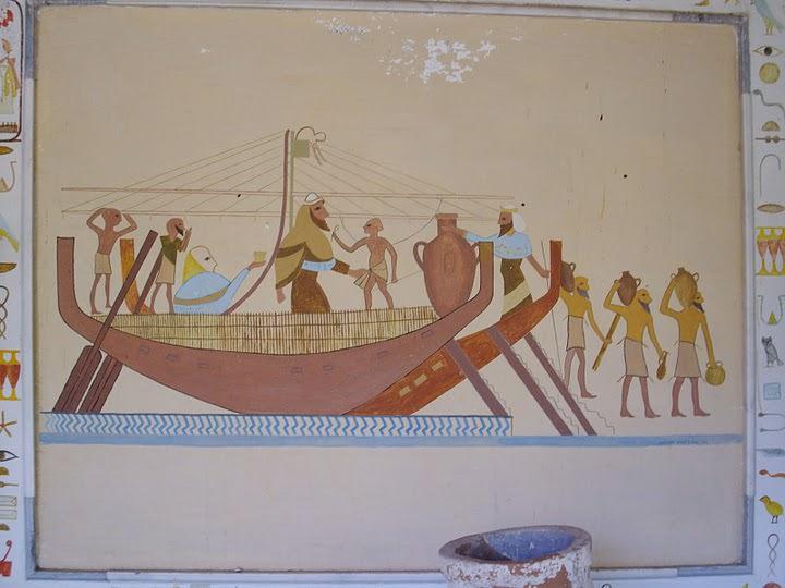 Mural Maritime Museum in Bodrum