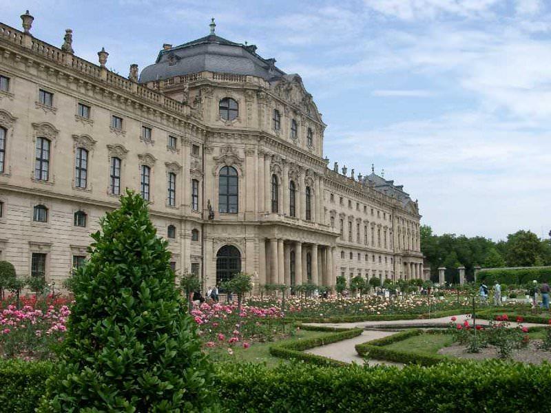 The Wurzburg Residenz