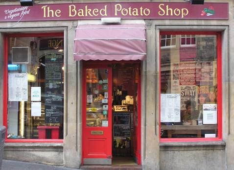 baked potato shop