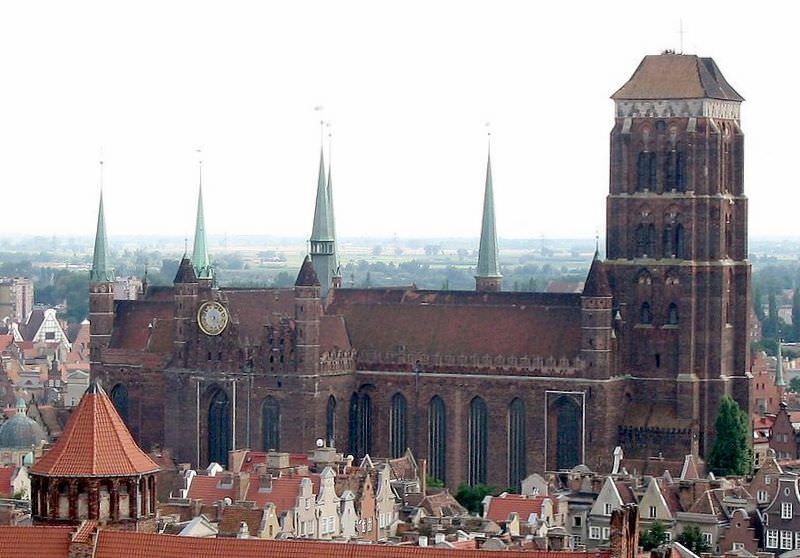 st_marys _church_Gdansk