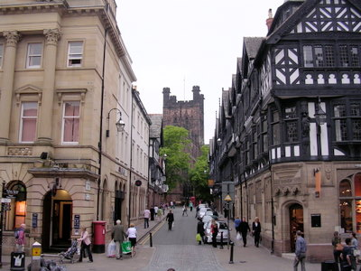 Chester Street  Scotland tourist information