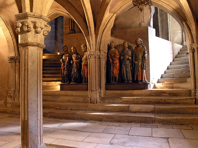 Crypte de St Sernin Toulouse by Eric Pouhier