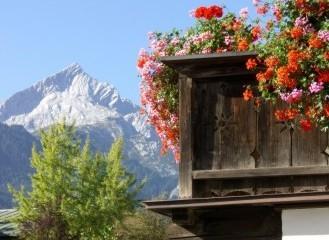 Garmisch Partenkirchen view