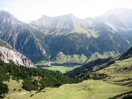 Malbun in Liechtenstein