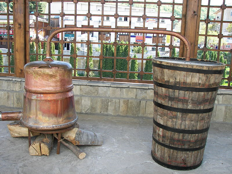 Rakija Home Distillery