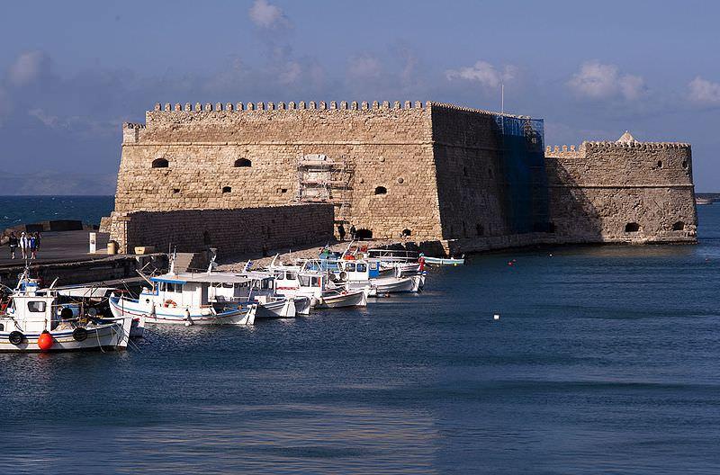 Rocca al Mare Heraklion Crete