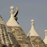 Trulli roofs