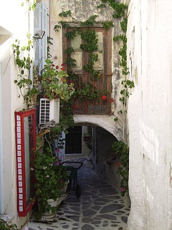 naxos alley