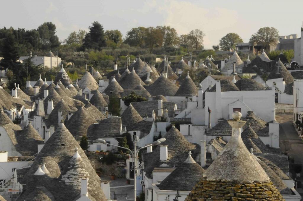 Trulli village