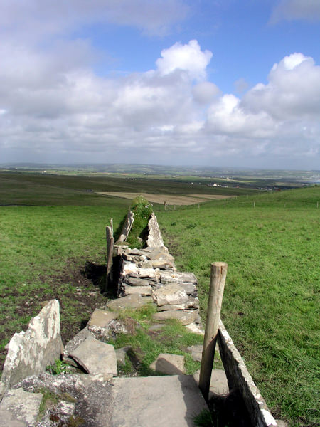 County Clare fence