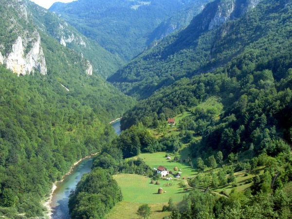 Durmitor mountain serbia