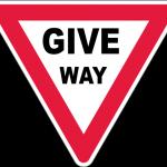 Give-Way
