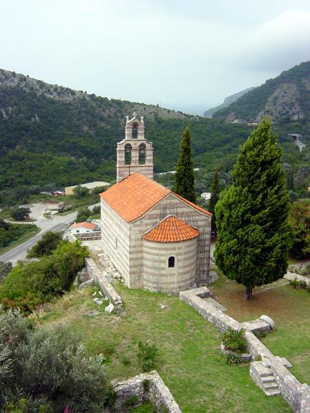Gradiste Monastery serbia