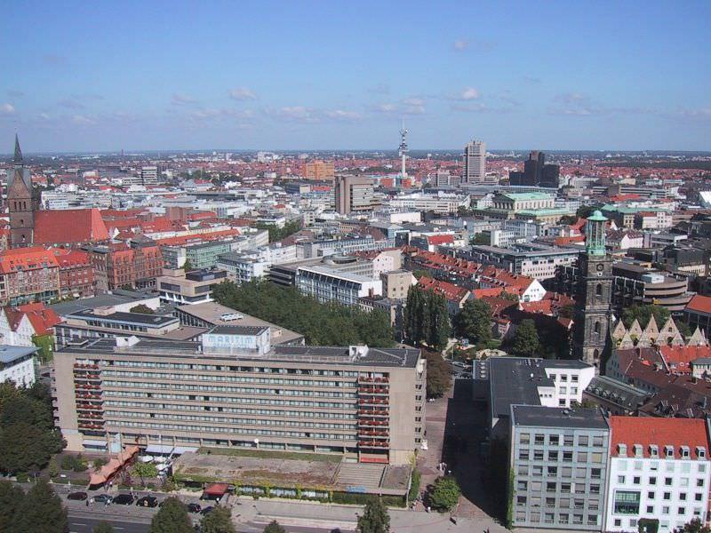 Hannover_Skyline