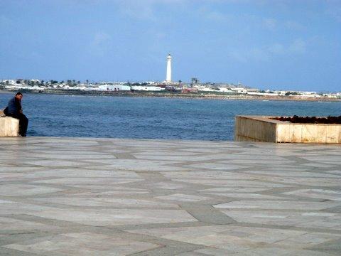 Casablanca Water Tower