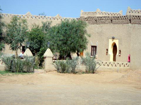 Auberge Sahara in Merzouga