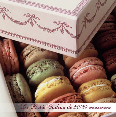 Laduree Macaron box