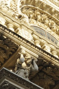 Santa Croce Church detail