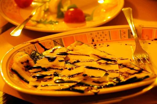 Zucchini Puglia style
